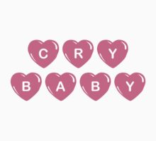 Cry Baby Hearts by grlpwr