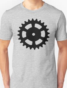 Cog and Roll Unisex T-Shirt