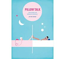 Pillow Talk Photographic Print