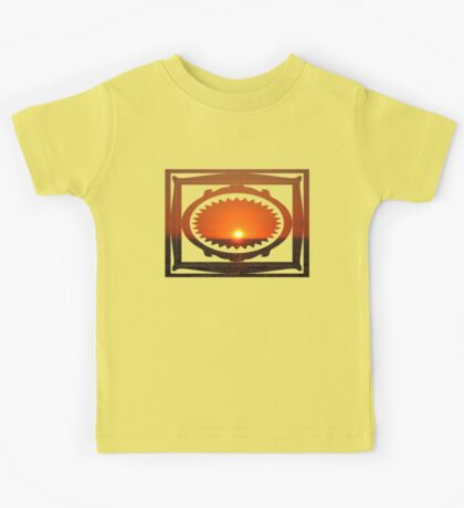 touch down Kids Tee