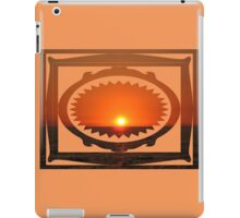 touch down iPad Case/Skin
