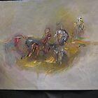Primitive art! by Tim  Duncan
