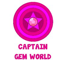 SU/Marvel - Captain Gem World by JGleeBieGomez