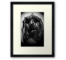 fever mask Framed Print