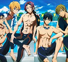 free! team by airesama