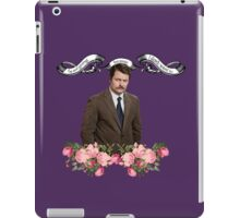 Ron F*****g Swanson iPad Case/Skin