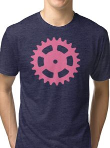 Cog and Roll (pastel) Tri-blend T-Shirt