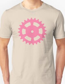 Cog and Roll (pastel) Unisex T-Shirt