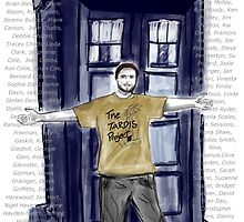 The Tardis Project - The10GrandCharityChallenge by Kristen McLachlan