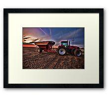 305 Magnum Framed Print