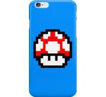Mario Mushroom iPhone Case/Skin