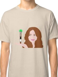 Naughty Amy Classic T-Shirt