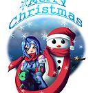 Mimiko - Merry Christmas by xaiphin