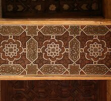 Intricate Ceiling by rdshaw