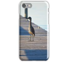 Wader | East Moriches, New York iPhone Case/Skin