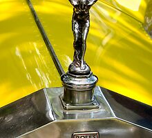 Antique Automobile Bling by Frank Bibbins