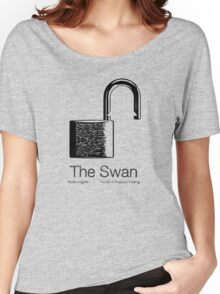 The Swan Women's Relaxed Fit T-Shirt