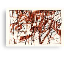 Merge no. 59 Canvas Print