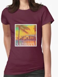 SADBOYS Beach (Square) T-Shirt