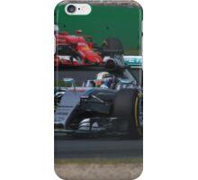 Lewis Hamilton & Sebastian Vettel iPhone Case/Skin