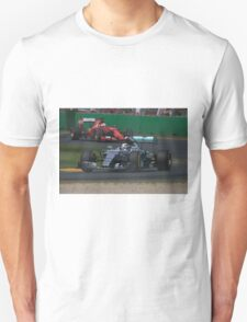 Lewis Hamilton & Sebatian Vettel T-Shirt