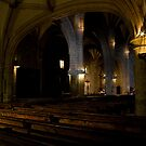 Basilica Interior by rdshaw
