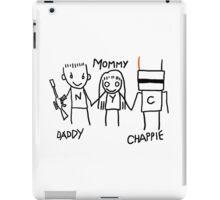 Chappie (orange antenna) iPad Case/Skin