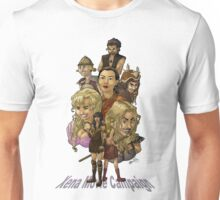 In a time of Ancient Gods, Warlords, and Kings... Unisex T-Shirt