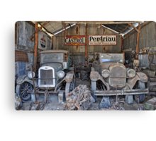 One Day I Might Drive Again! Canvas Print