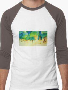 fore Men's Baseball ¾ T-Shirt