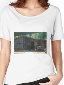 0007 The Toolshed Women's Relaxed Fit T-Shirt