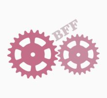 BFF Mechanism (pink) Kids Clothes