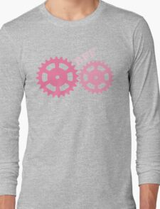 BFF Mechanism (pink) Long Sleeve T-Shirt
