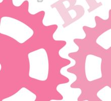 BFF Mechanism (pink) Sticker