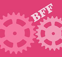 BFF Mechanism (pink) by XOOXOO