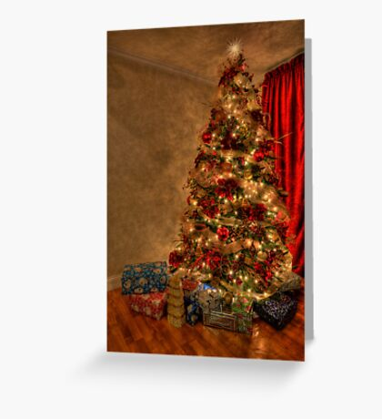 The Night Before Christmas Greeting Card