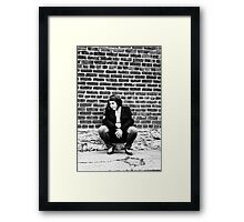 Wrap Your Troubles In Dreams Framed Print