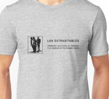 Narcos Los Extraditables Unisex T-Shirt
