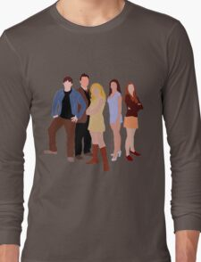 The Original Scoobies Long Sleeve T-Shirt