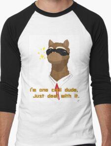 I'm one cool dude Men's Baseball ¾ T-Shirt