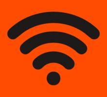 Wi-Fi Abstract Kids Tee