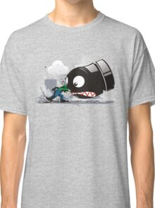 LUIGI: ALWAYS ANGRY Classic T-Shirt