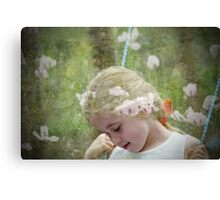 Childhood Dreaming Canvas Print