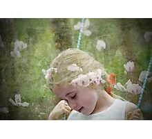 Childhood Dreaming Photographic Print
