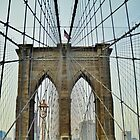 Outstanding: The Brooklyn Bridge by Mary Katherine Meadows