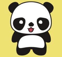 Kawaii Panda T Shirt Kids Clothes