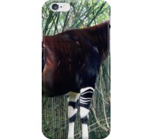 Awesome Okapi iPhone Case/Skin