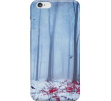 Cold Forest iPhone Case/Skin