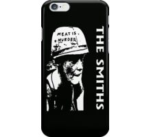 THE SMITHS MEAT MORRISSEY ROCK BAND iPhone Case/Skin
