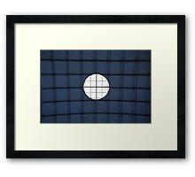 Game Of Shapes Framed Print